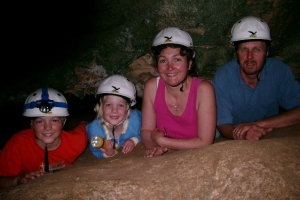 Caving Queensland