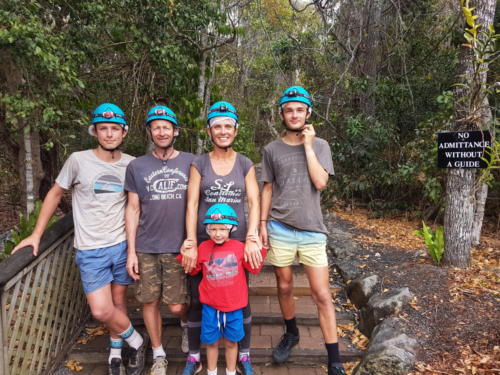 12th October Family Adventure Tour