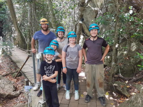 22nd January 2019 Family Adventure Tour