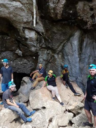 18th March 2020 Adventure Caving
